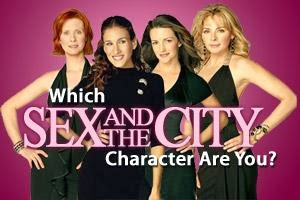 Which sex in the city character are you galleries 253