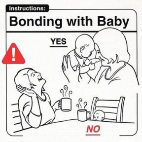 bonding-with-baby
