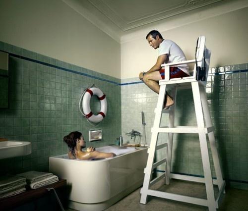 bath tub lifeguard