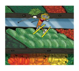 carrot_thing_skiing_down_grocery_vegetables_by_abwingz-d6bphit
