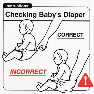 checking_diaper