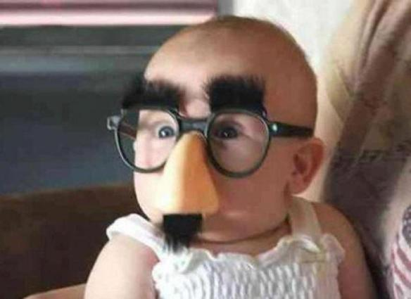 Baby-With-Funny-Glasses
